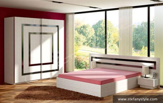 Спален комплект Космополитан 1
