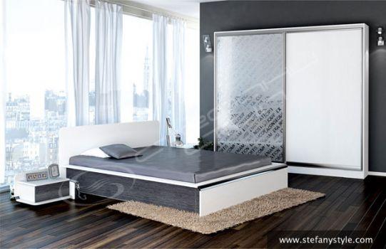 Спален комплект Космополитан 12