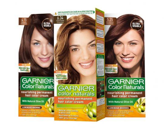 Garnier COLOR NATURALS боя за коса