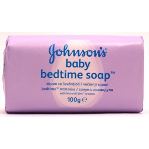 Johnson's baby-Бебешки сапун с лавандула-100g