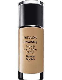 Revlon COLORSTAY NORMAL&DRY SKIN фон дьо тен за нормална и суха кожа