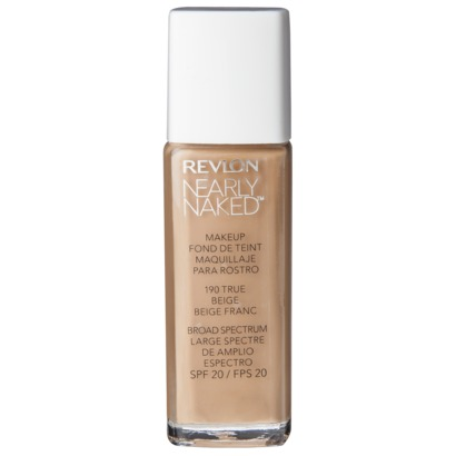 Revlon NEARLY NAKED фон дьо тен