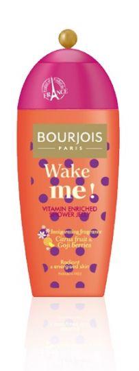 Bourjois WAKE ME душ-гел 250ml