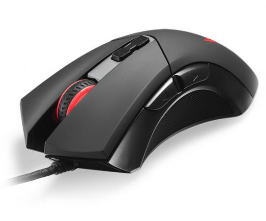 Мишка Delux DLM-555BU Gaming Mouse