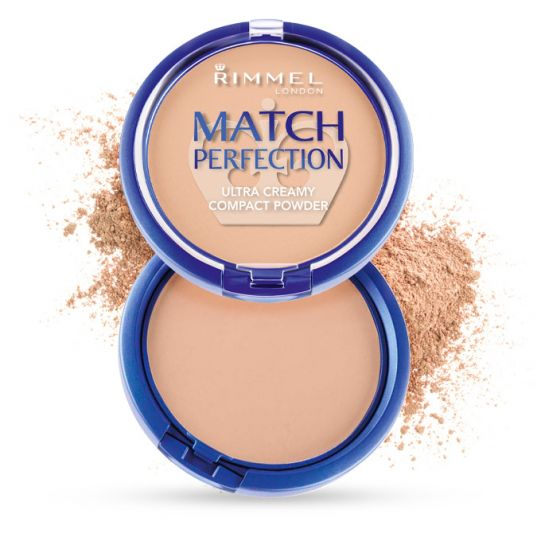 Rimmel MATCH PERFECTION крем пудра