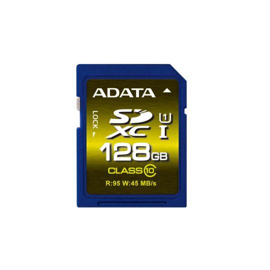 128G SD UHS-I U1 CL10 ADATA