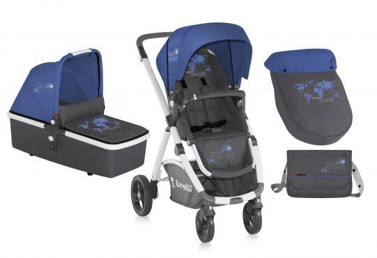Lorelli Бебешка количка EVO 2in1