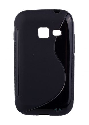 Калъф S-case Samsung S6802 Galaxy Ace Duos /черен