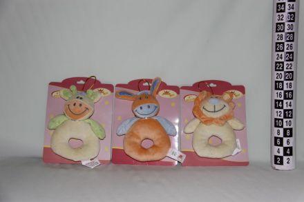 Амек Тойс-Бебешка плюшена играчка