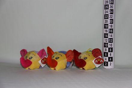Амек Тойс-Бебешка плюшена играчка Слонче 51234