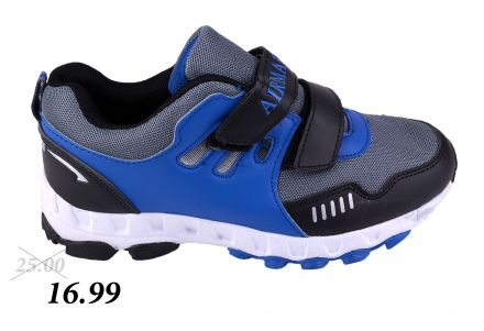 МАТ СТАР SORT 13-10823 Grey/ Blue 31-36