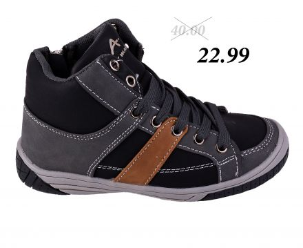МАТ СТАР AIR SPORT14-9170 D.Grey/Blk/Brn