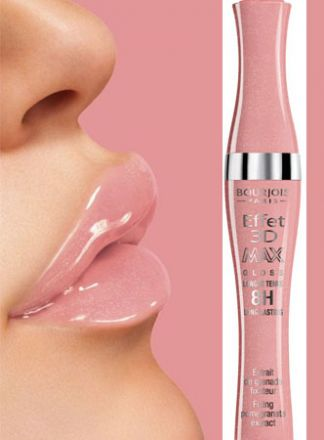 Bourjois LIP GLOSS EFFECT 3D MAX 8H гланц за устни