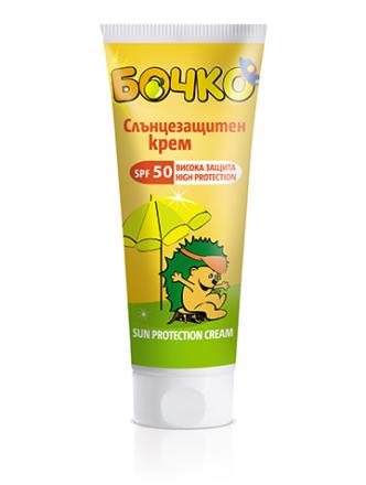 Бочко-Слънцезащитен крем-SPF50-75ml