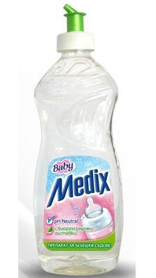 Medix Baby-препарат за бебешки съдове-500ml