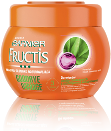Garnier Fructis Goodbay Damage маска за много увредена и безжизнена коса 300ml