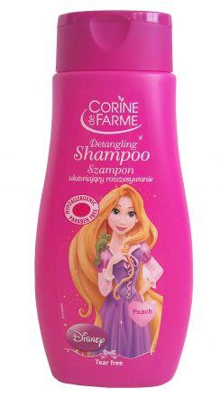 Cornie Disney Шампоан за лесно разресване с аромат на праскова-250ml