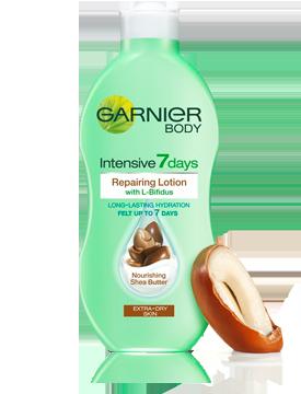 Garnier Body Intensive Shea butter лосион за тяло 250ml