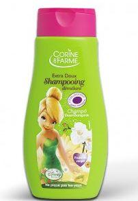 Cornie Disney Шампоан за лесно разресване с плодов аромат-250ml