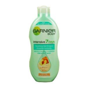 Garnier Body Intensive Peach гел-крем за тяло 250ml