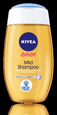 NIVEA Baby Шампоан нежно докосване-200ml