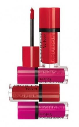 Bourjois ROUGE EDITION VELVET червило