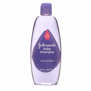 Johnson's baby-Шампоан с лавандула-200ml