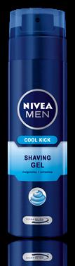 Nivea for Men Cool Kick гел за бръснене 200ml