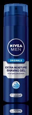 Nivea for Men Original гел за бръснене 200ml
