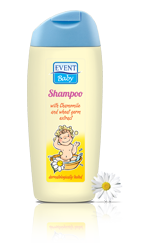 Event Baby-Шампоан с лайка,пшенични кълнове и Д-пантенол-200ml