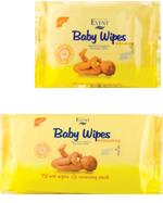 Event Baby-Влажни кърпи с лайка-90бр