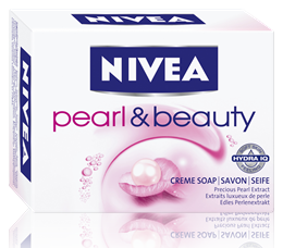 Nivea Pearl&Beauty сапун 100gr