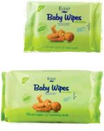 Event Baby-Влажни кърпи с Алое Вера-90бр
