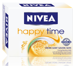 Nivea Happy Time сапун 100gr