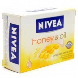 Nivea Honey&Oil сапун 100gr