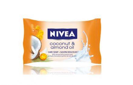 Nivea Coconut&Almond Oil сапун 90gr