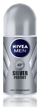 Nivea for Men Silver Protect рол-он 50ml