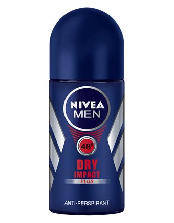 Nivea for Men Dry Impact рол-он 50ml