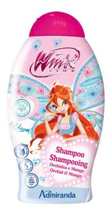 Admiranda Disney Winx-Шампоан с аромат на Орхидея и манго-250ml