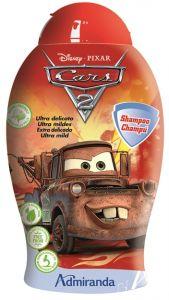 Admiranda Disney Cars2-Шампоан за коса с натурални съставки-250ml
