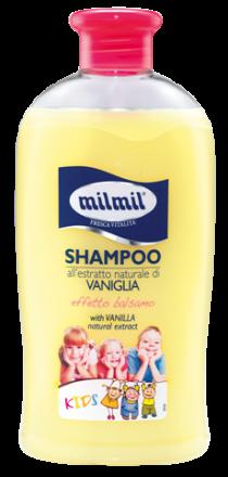 Mil mil-Babymil Vaniglia-Шампоан2 в 1 с натурален екстракт от Ванилия-400ml