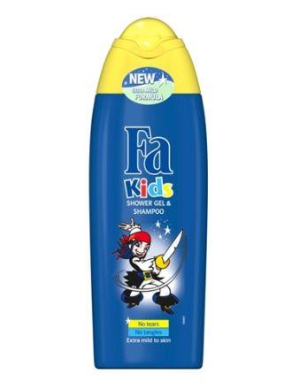 Fa Kids-Детски душ-гел-250ml