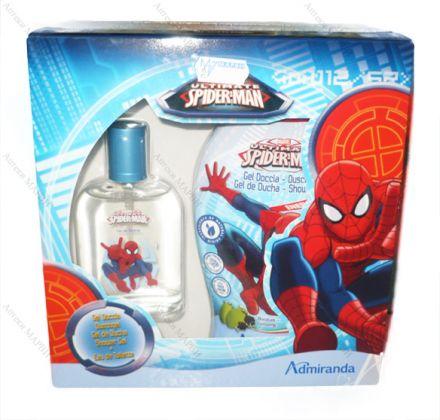 Admiranda Disney Spider-Man-Детски комплект за момчета