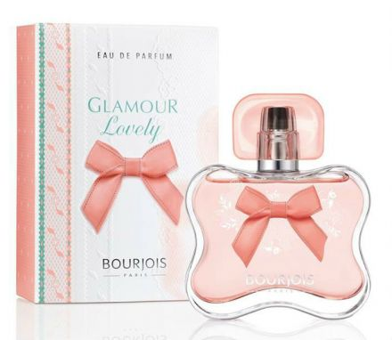 Bourjois GLAMOUR LOVELY ПАРФЮМ 50 МЛ