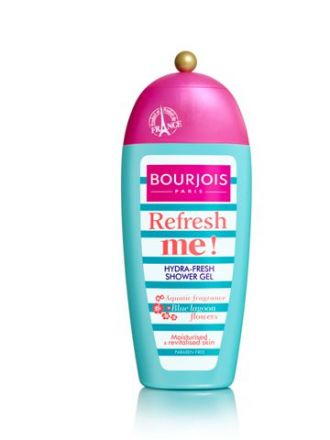 Bourjois  REFRESH ME душ гел 250ml