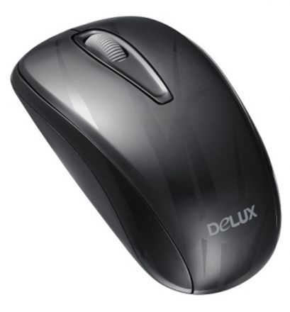 Мишка Delux DLM-107GX+G07UF
