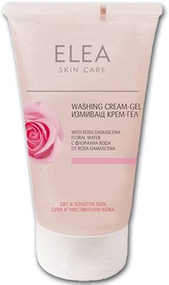 Elea Skin care измиващ крем-гел за суха и чувствителна кожа 150ml