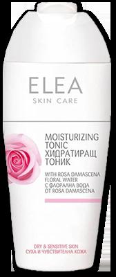 Elea Skin Care хидратиращ тоник за суха и чувствителна кожа 200ml