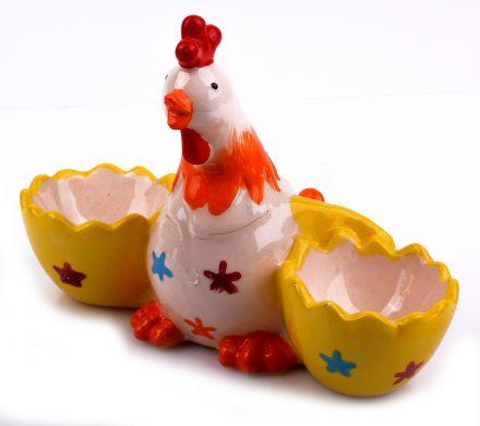 Поставка за яйца Кокошка 2-ка