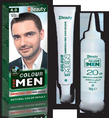 MM Beauty боя за коса за мъже